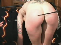 Caning and paddling