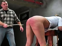 Caning Nicky
