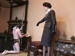 Strict Governess...